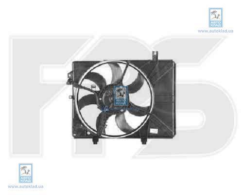 Вентилятор радиатора FPS 32W94