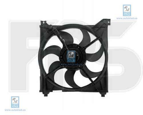 Вентилятор радиатора FPS 32W95