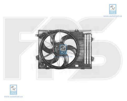 Вентилятор радиатора FPS 32W97