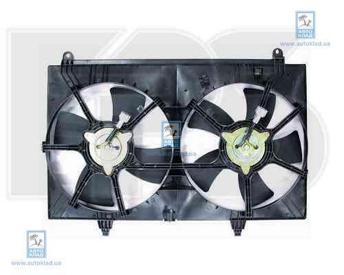 Вентилятор радиатора FPS 33W233