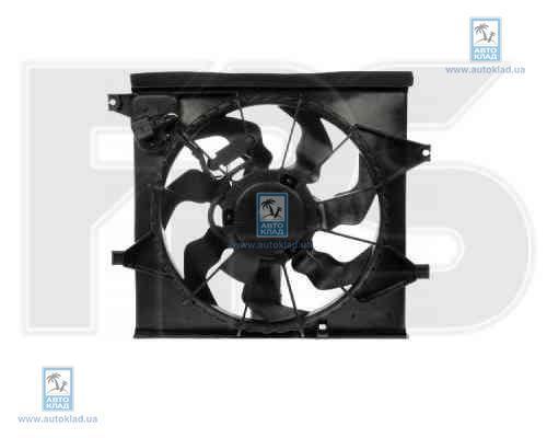 Вентилятор радиатора FPS 40W351