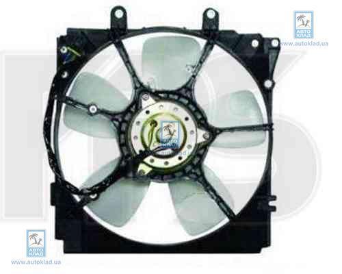 Вентилятор радиатора FPS 44W192