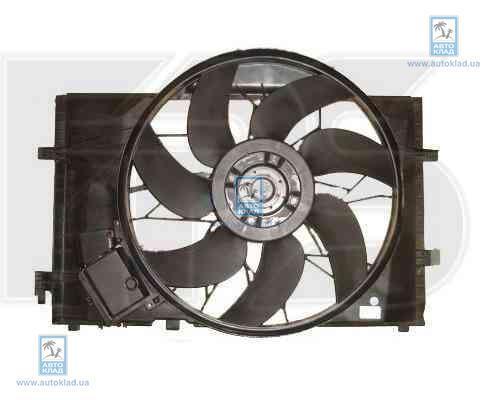 Вентилятор радиатора FPS 46W256