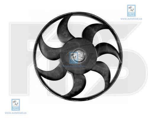 Вентилятор радиатора FPS 52W270