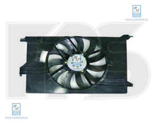Вентилятор радиатора FPS 52W30