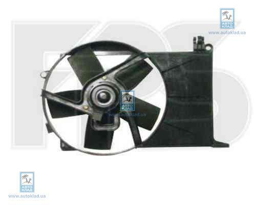 Вентилятор радиатора FPS 52W64