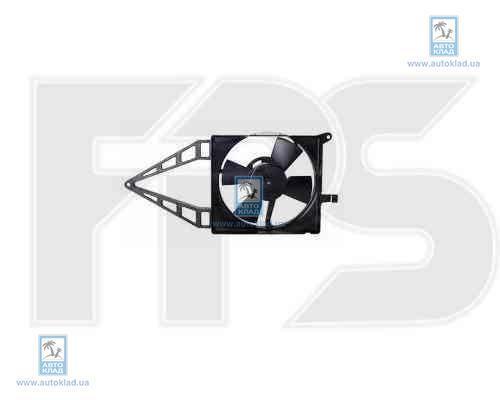 Вентилятор радиатора FPS 52W73