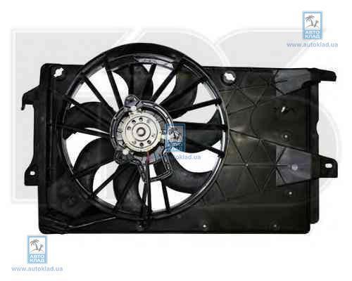 Вентилятор радиатора FPS 52W748
