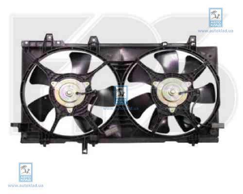 Вентилятор радиатора FPS 67W66