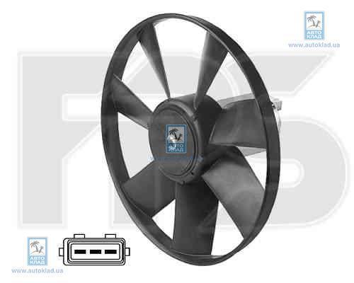 Вентилятор радиатора FPS 74W1461