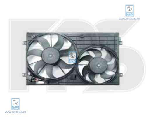 Вентилятор радиатора FPS 74W78