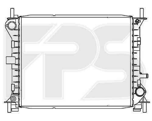 Радиатор охлаждения FPS 28A179