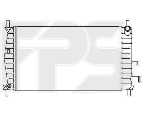 Радиатор охлаждения FPS 28A181