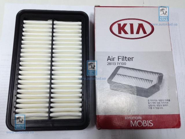 Фильтр воздушный HYUNDAI/KIA 281131Y100