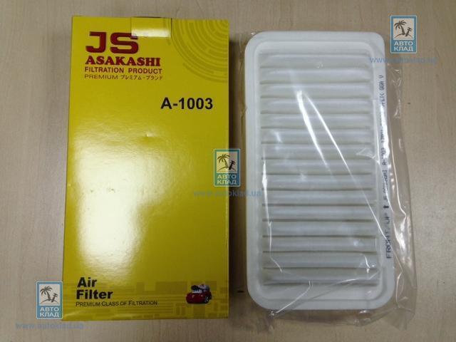Фильтр воздушный JS ASAKASHI A1003