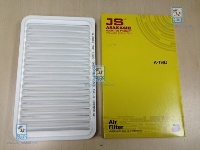 Фильтр воздушный JS ASAKASHI A199J