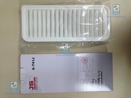 Фильтр воздушный JS ASAKASHI A741J