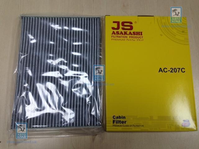 Фильтр салона угольный JS ASAKASHI AC108C