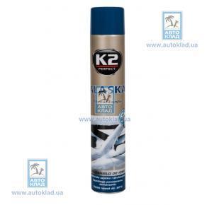 Размораживатель для окон ALASKA MAX -60°C 750мл K2 K608