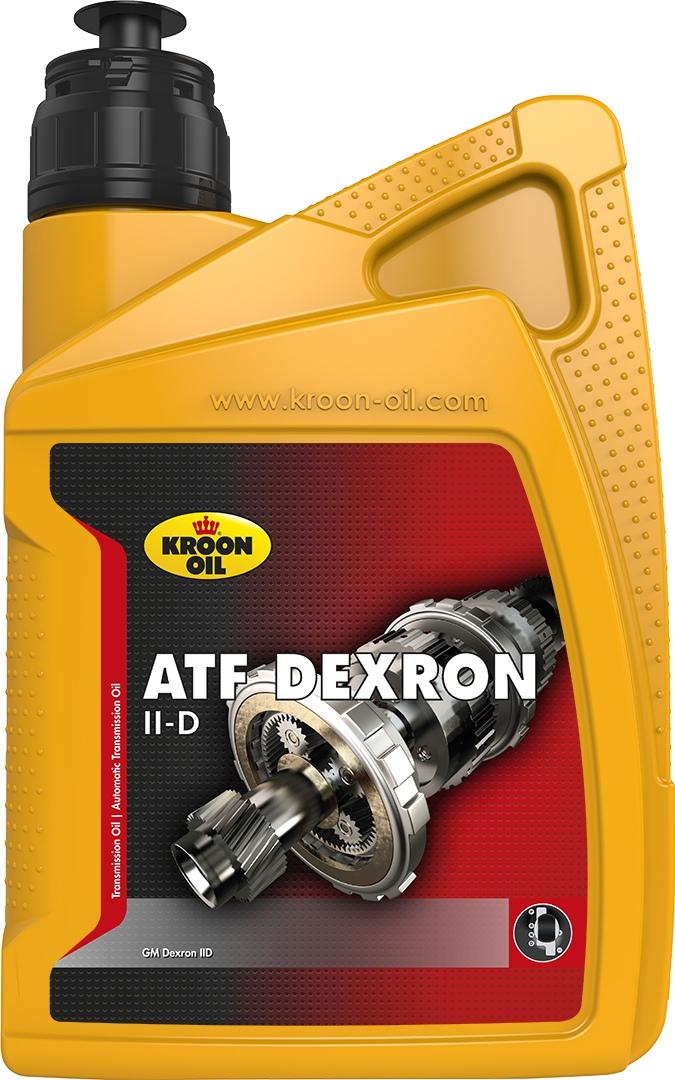 Масло трансмиссионное ATF Dexron II D 1л KROON OIL 01208