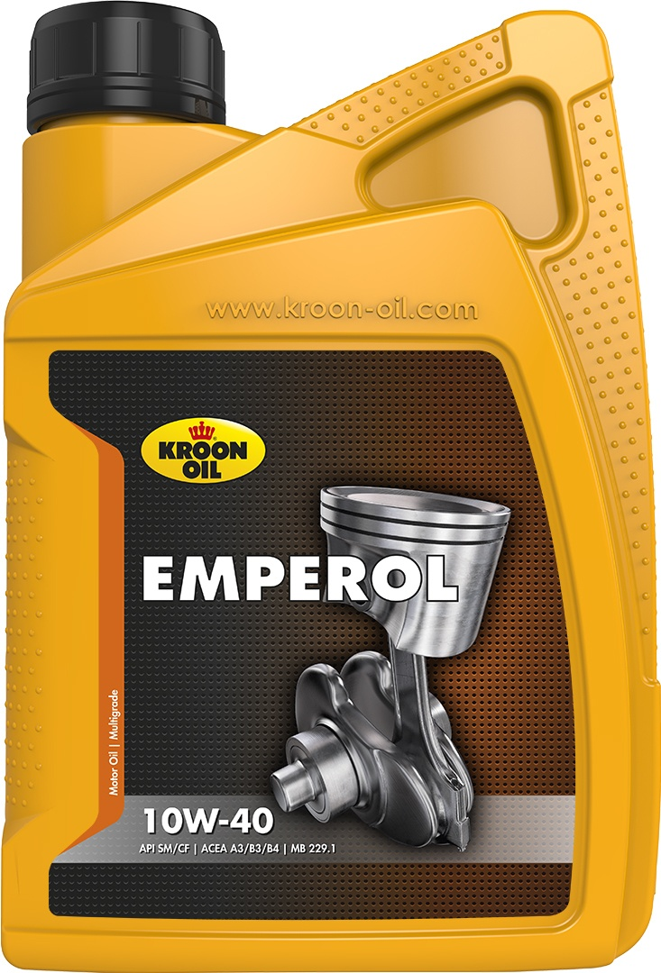 Масло моторное 10W-40 Emperol 1л KROON OIL 02222