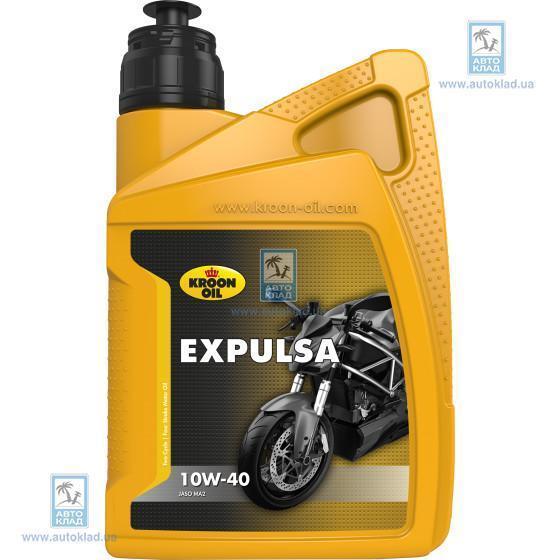 Масло моторное 10W-40 4Т EXPULSA 1л KROON OIL 02227