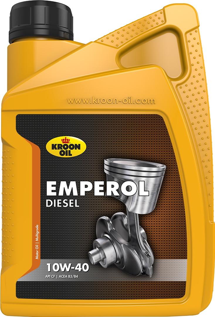 Масло моторное 10W-40 Emperol Diesel 1л KROON OIL 34468