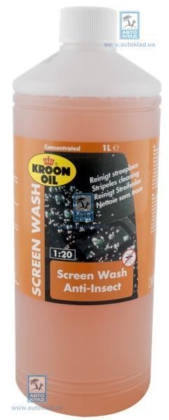 Жидкость омывателя летняя концентрат 1л KROON OIL 34796
