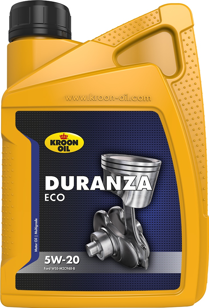 Масло моторное 5W-20 Duranza ECO 1л KROON OIL 35172