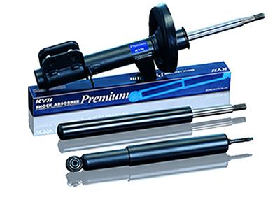 Амортизатор подвески масляный Premium KYB 443303
