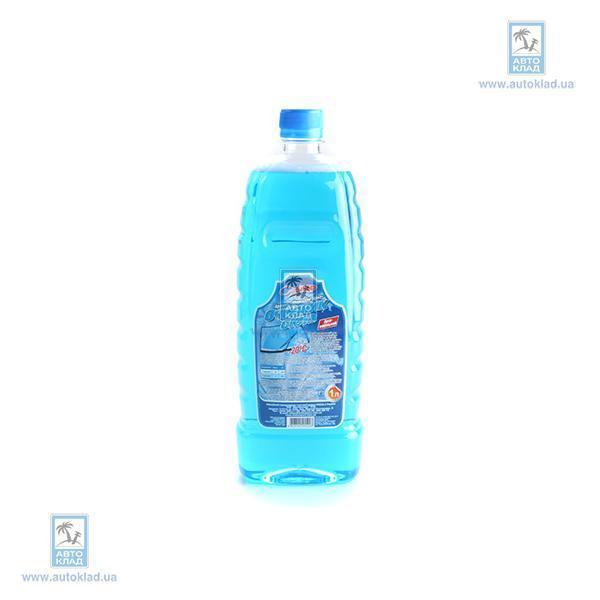Жидкость омывателя зимняя -20°C 1л LAVITA 455203