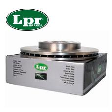 Диск тормозной LPR P1141P