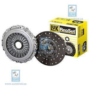 Комплект сцепления LUK 622309609
