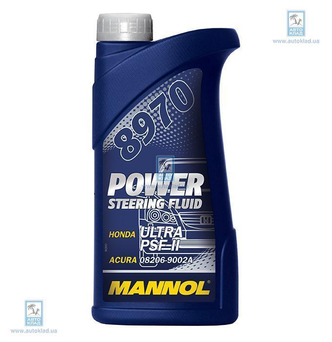 Жидкость для ГУР Power Steering Fluid 8970 0.5л MANNOL MN635
