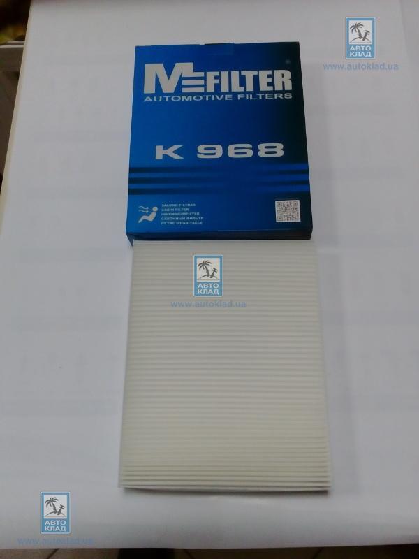 Фильтр салона MFILTER K968