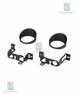 Комплект установочный LED FOG 101 для NISSAN / RENAULT OSRAM LEDFOG101NISM