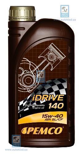 Масло моторное 15W-40 iDrive 140 MAGNUM 1л PEMCO PM5881