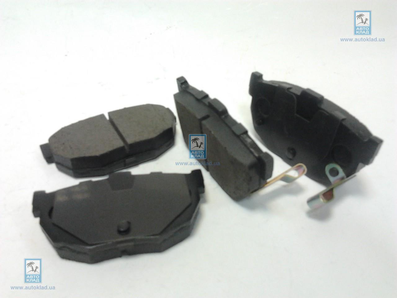 Колодки тормозные задние SANGSIN SP1062