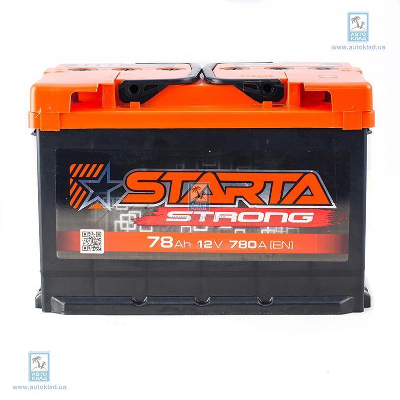 Аккумулятор 78Ач STARTA JDF078ST00