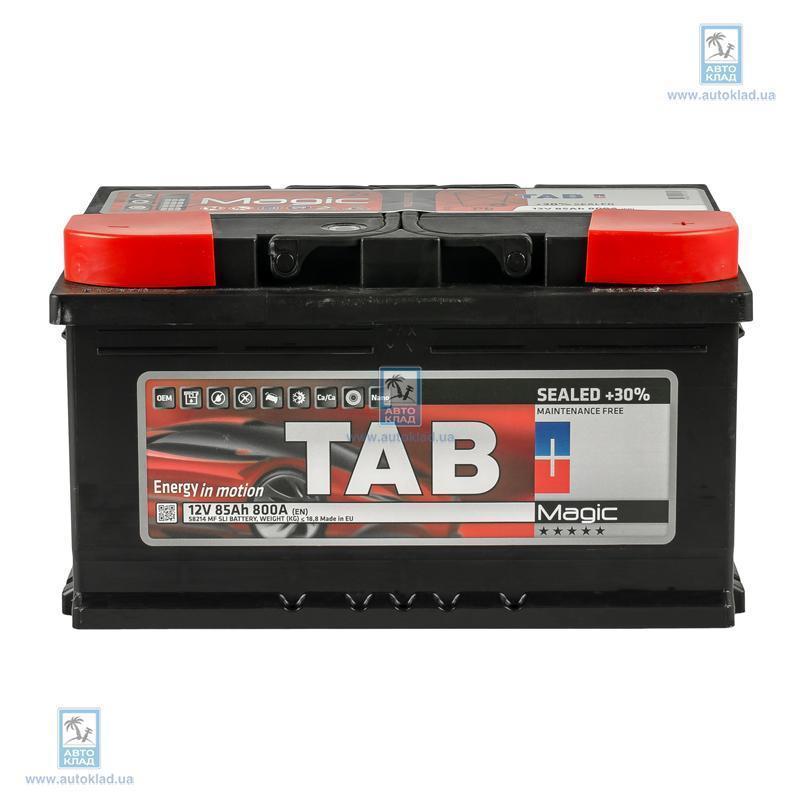 Аккумулятор 85Ач Magic TAB 189085