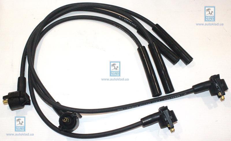 Провода высоковольтные комплект TESLA T744G