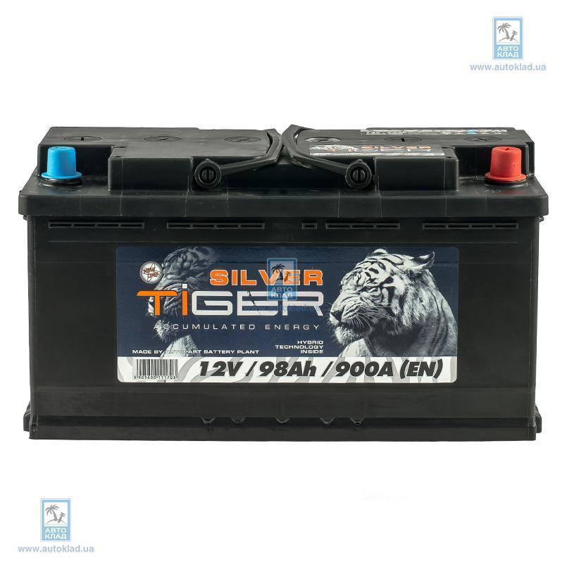 Аккумулятор 98Ач Silver Euro (0) TIGER AFS098S00
