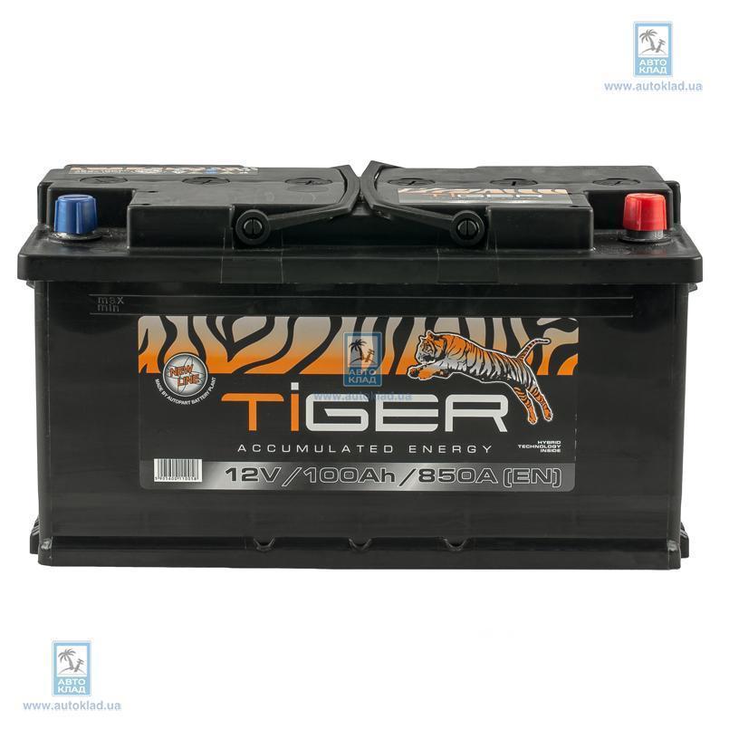 Аккумулятор 100Ач Euro (0) TIGER AFS10000