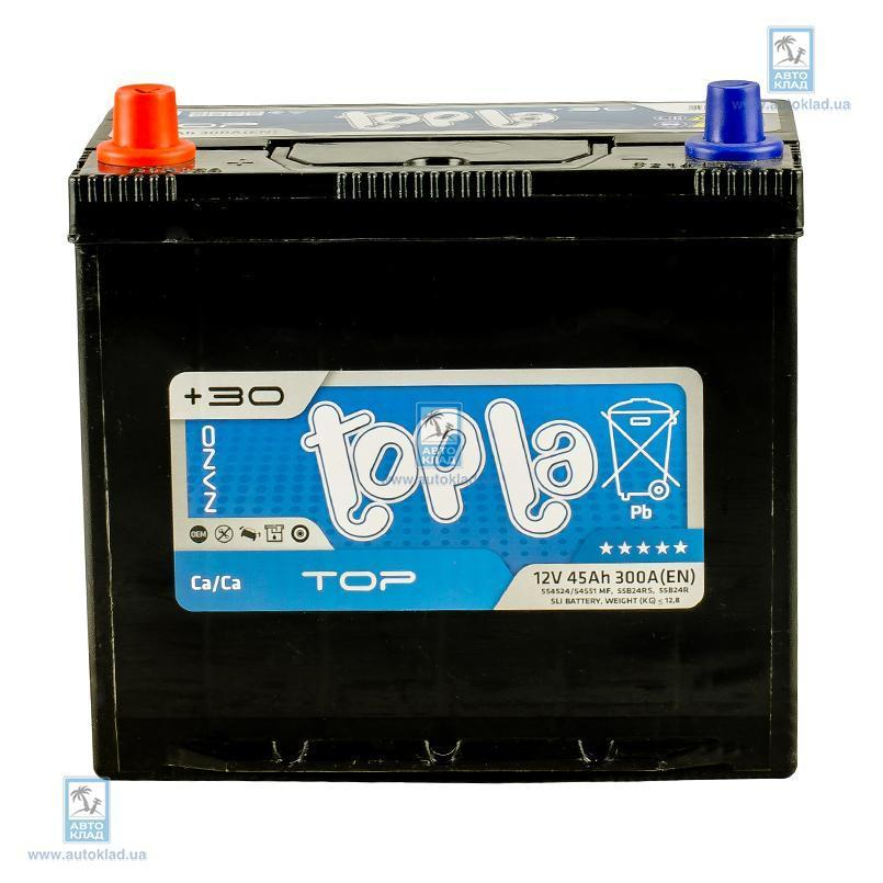 Аккумулятор 45Ач Energy Japan TOPLA TSTEJ451