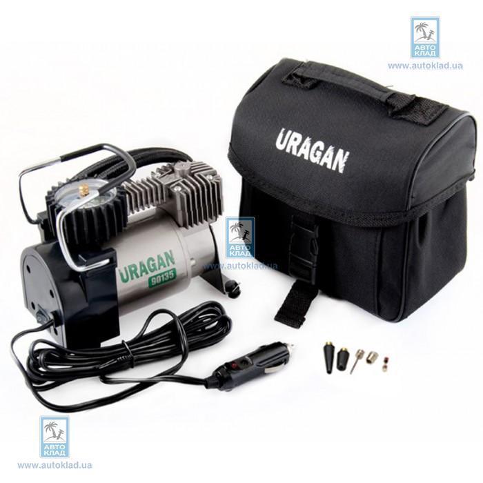 Компрессор автомобильный URAGAN 12В 7Атм 37л/мин URAGAN 90135
