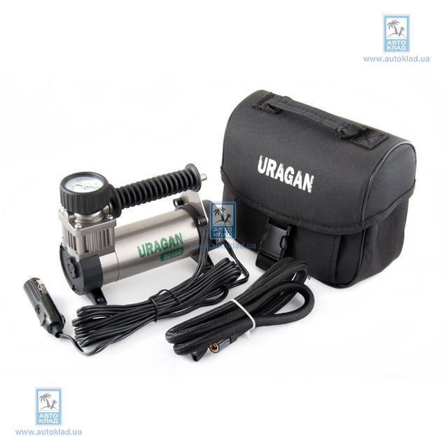 Компрессор автомобильный URAGAN URAGAN 90180