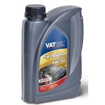 Масло моторное 5W-30 SynGold LL-III Plus 1л VATOIL VAT101LONGLIII