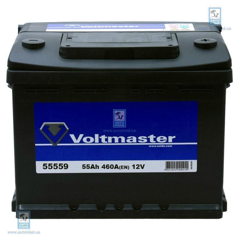Аккумулятор 55Ач VOLTMASTER 555 59