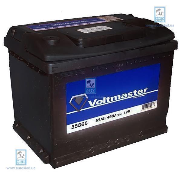 Аккумулятор 55Ач VOLTMASTER 555 65