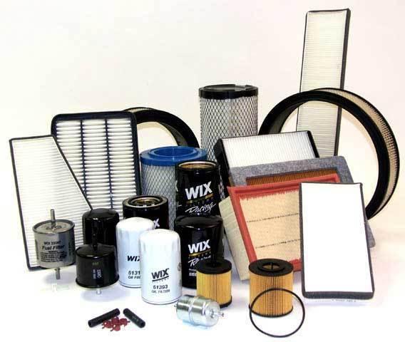 Фильтр топливный WIX WF8365